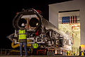 20131217 Antares CRS Orb-1 rocket rollout (201312170001HQ).jpg