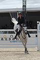 2013 Longines Global Champions - Lausanne - 14-09-2013 - Emilie Payot et Robert Le Dyable 4.jpg