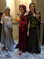 2014 Dragon Con Cosplay - Elsas of the Elements 2 (15100839706).jpg