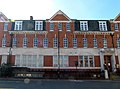 2015 London-Woolwich, Market St, former Police Station 03.jpg