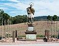 2015 Posąg św. Jana Nepomucena w Ścinawce Średniej 01.JPG