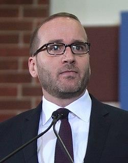 Chad Griffin American political activist