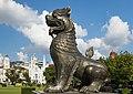 2016 Rangun, Pomnik Niepodległości (07).jpg