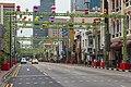 2016 Singapur, Chinatown, Ulica South Bridge, Dekoracje z okazji Chińskiego Nowego Roku (11).jpg