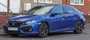 Honda Civic – Wikipédia, a enciclopédia livre