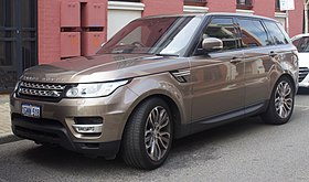 Range Rover Sport - Wikipedia
