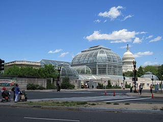 United States Botanic Garden botanical garden in Washington, DC