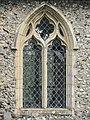 2018-05-11 Window, Parish church of Saint Mary, Roughton, Norfolk (3).JPG