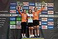 20180925 UCI Road World Championships Innsbruck Women Elite ITT Award Ceremony 850 9441.jpg