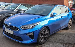 2018 Kia Ceed First Edition ISG 1.4 Front.jpg