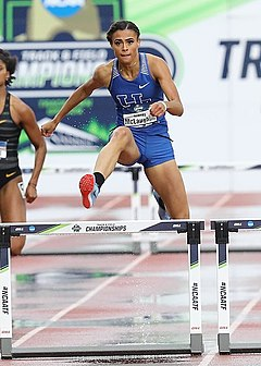 2018 NCAA Division I Outdoor Track and Field Championships (27905674877-cropped550x770).jpg
