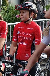Noemi Rüegg Swiss cyclist