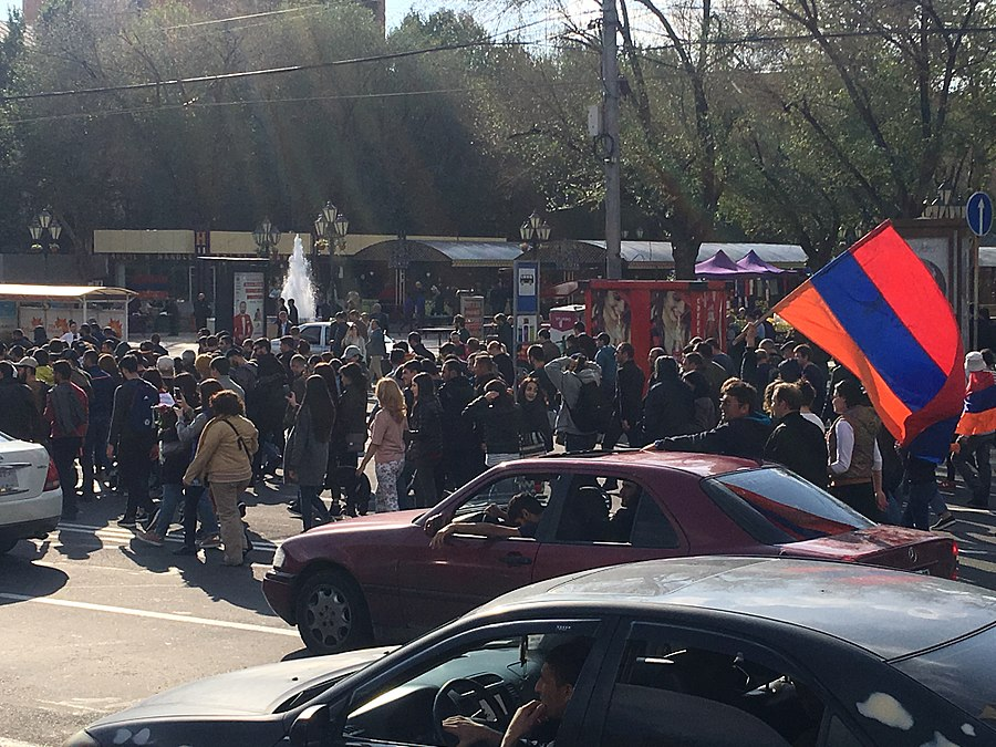 22.04.2018 Protest Demonstration, Yerevan 66.jpg