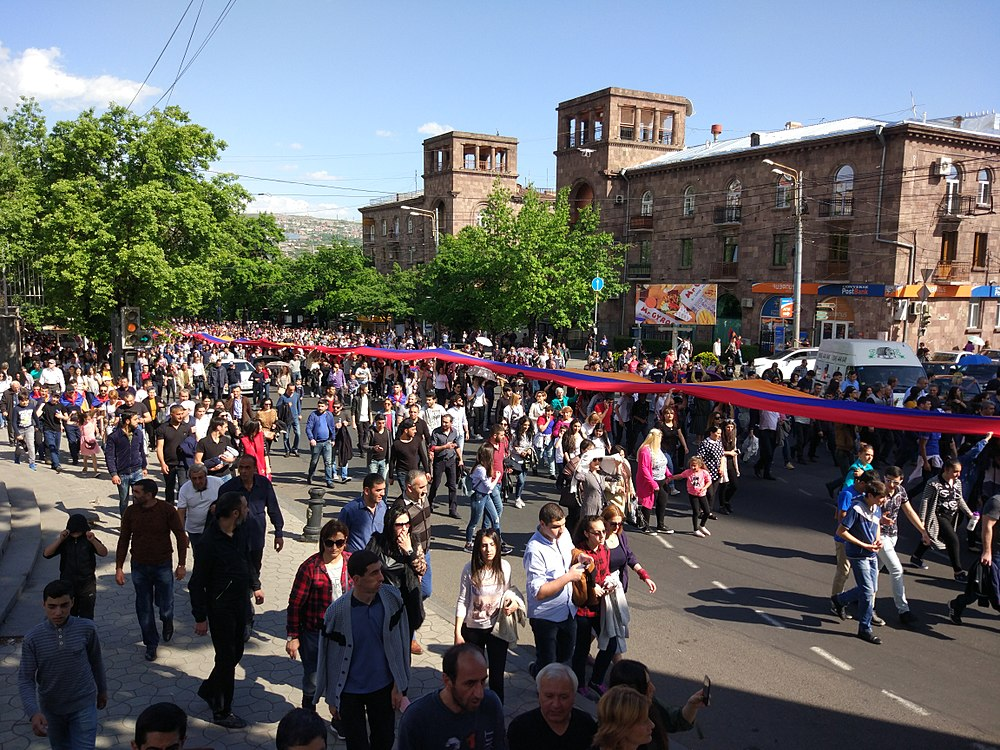 24.04.2018 Protest Demonstration, Yerevan.jpg