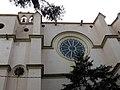 285 Santuari de la Misericòrdia (Canet de Mar), detall de la façana est.JPG