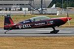 2 Excel Aviation, G-ZXLL, Extra EA-300 L (30416421718).jpg