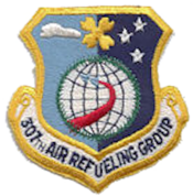 307th Air Refueling Group - SAC - Emblem