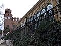 337 Hivernacle de la Ciutadella i Castell dels Tres Dragons.JPG