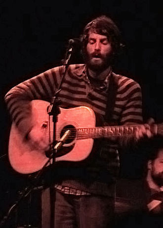 Ray LaMontagne - LaMontagne performing in Dublin, January 2007