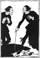 Resultado de imagem para william wilson illustration
