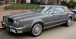 Oldsmobile Toronado Coupé (1980)