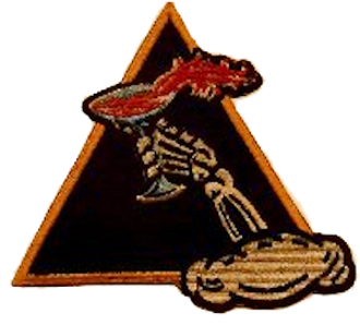 173d Air Refueling Squadron - Legacy World War II 401st Fighter Squadron emblem