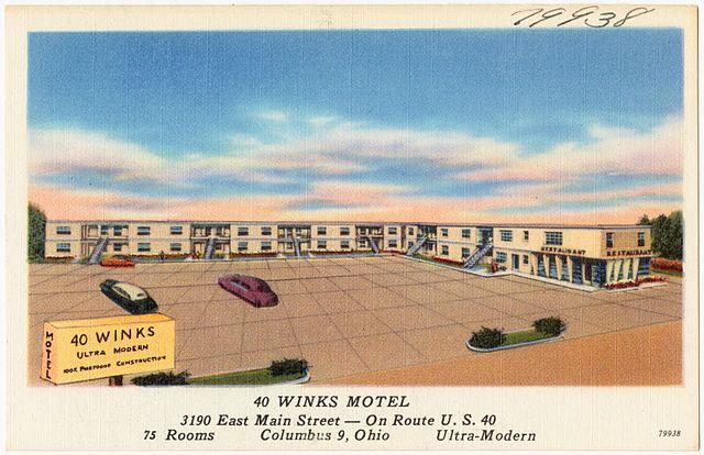 Columbus Ohio Motels Hotels