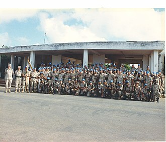 43rd Sustainment Brigade -  43rd Corps Support Group, Mogadishu, Somalia July 1993