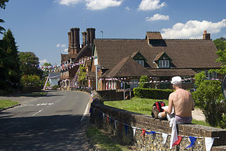 Albury, Surrey - Albury