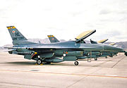 4th Fighter Squadron General Dynamics F-16C Block 40C Fighting Falcon 88-0462 1992