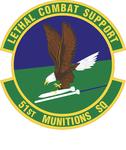 51 Munitions Sq emblem.png