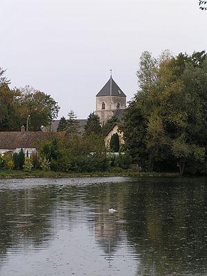 Dannes - The church of Dannes