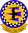 7405th Operations Squadron - Emblem.png