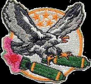 764th Bombardment Squadron - Emblem of the 764th Bombardment Squadron