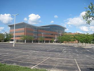 Comair - 77 Comair Boulevard, former headquarters