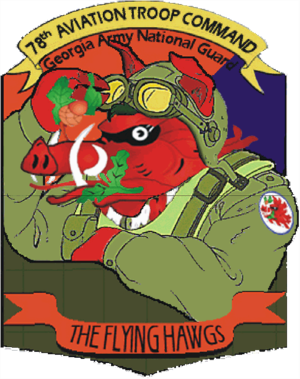 78th Aviation Troop Command - 78th Aviation Troop Command emblem