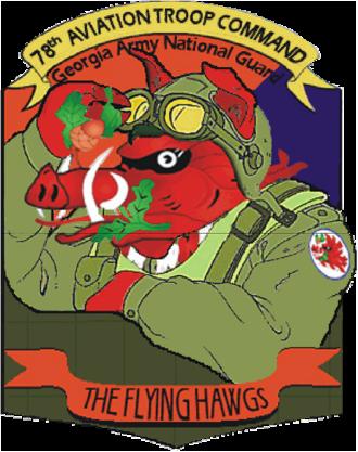 78th Aviation Troop Command - 78th Aviation Troop Command emblem