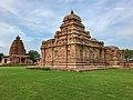 7th - 8th century Galaganatha and Sangameswara Hindu temples, Pattadakal monuments Karnataka 2.jpg