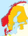 8. 1648 Sverige erobrer besiddelser i Nordtyskland.png