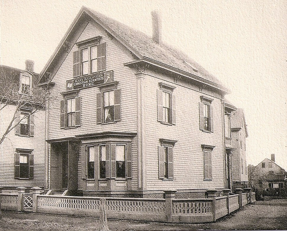8 Broad Street, Lynn, Massachusetts (Mary Baker Eddy) 2
