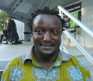 English: Writer Binyavanga Wainaina at the 200...