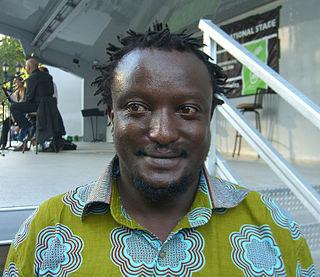 Binyavanga Wainaina Kenyan writer