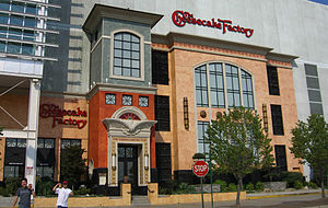 The Cheesecake Factory - The Cheesecake Factory at Palisades Center in West Nyack, New York