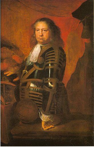 Eberhard III, Duke of Württemberg - Eberhard III ca. 1670