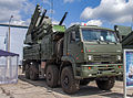96K6 Pantsir-S1 wheeled at Engineering Technologies 2012.jpg