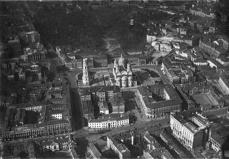 File:A. Nevsky Cathedral in Warsaw (Aerial).jpg