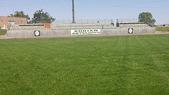 Adrian, Oregon - Image: AHS Football Field
