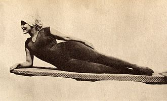 Bikini - Annette Kellerman started the form-fitting swimwear trend, 1909