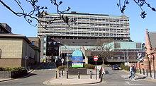 Western Infirmary - Wikipedia