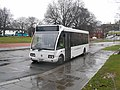ASD Coaches E9ASD, Military Road (adj Chatham Bus Station), 15 January 2018.jpg
